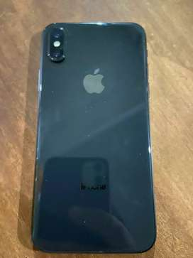 I phone x 64 without scratch