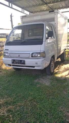 Mitsubishi colt tss Box th 2003