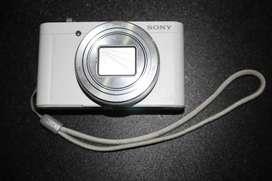 Sony DSC WX-500 White