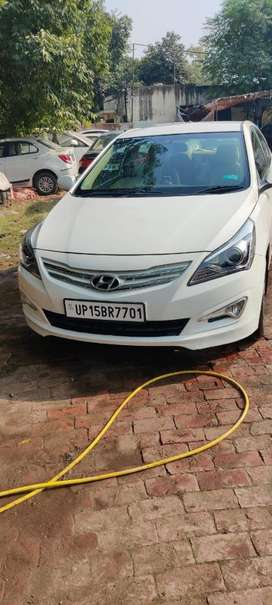 Hyundai Fluidic Verna 1.6 VTVT S(O), 2015, Petrol