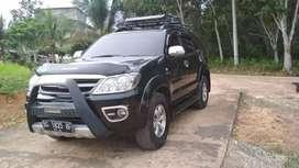 Toyota Fortuner 2008 pakaian 2009