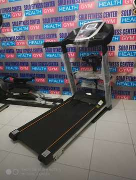 Alat Fitnes~Treadmill Elektrik FC-KOBE//Siap Kirim Free Ongkir