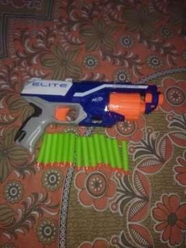 Toy gun nerf