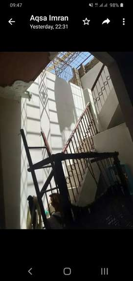 Commercial Home 600sq ft .1st street from Ring road,Latif Town,