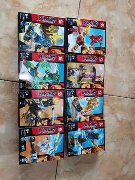 Lego nonori minifigure ninja go