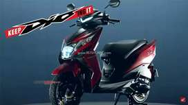 Spot finance Get new honda two wheeler with low down payment low emi