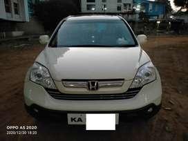 Honda CR-V 2.4L 2WD, 2008, Petrol