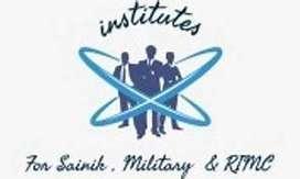 SAINIK SCHOOL ENTRANCE COACHING CENTER PANCHKULA