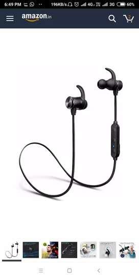 itenic wireless headphones