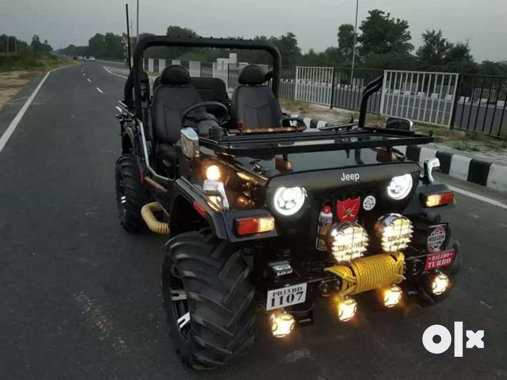Modified Jeep ₹ 3,8500