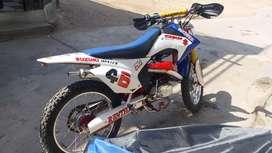 Modify  Tvs Max 100. Dirt bike