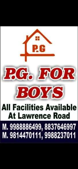 Pg for boys