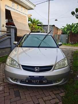 Civic VTI-S 2004