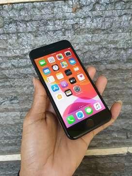 Iphone 7 blackmate 128Gb fullsett
