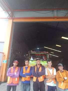 Baja ringan (SNI) · Jasa bongkar pasang atap · Renovasi bangunan