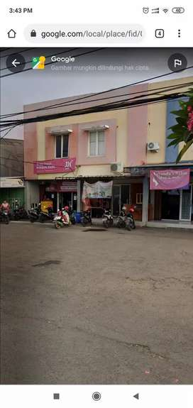 Disewakan Ruko 2 tingkat di Jatimakmur Bekasi 85 Juta per tahun