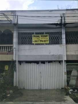 Jual murah Ruko di Jl. Biduk tengah kota Medan
