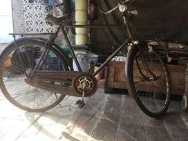 Sepeda ontel jadul