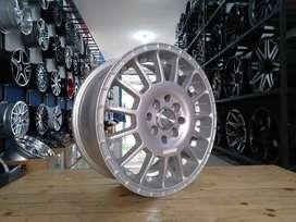 sedia velg HSR ARROW ring15x6,5 pcd8x100/114,3 et45 silver