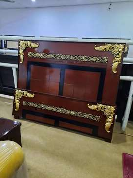 Bed set only bed 25000   2 side table 7000 dressing table 12000