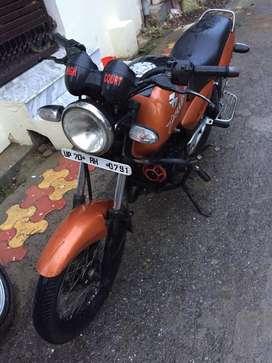 150 cc good condition koi dent nii hai