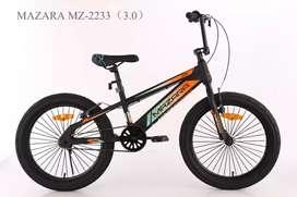 Sepeda 20 BMX merk mazara