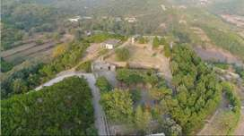 23.5 Kanals Luxury Farmhouse in Murree District