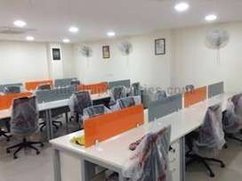 Office Space available for rent with all facilities