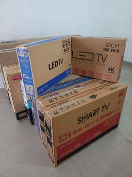 || 55 inch smart android LEDT plus 4K ultra HD support