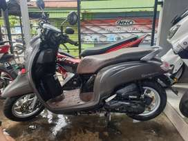 Honda Scoopy 2018 melayani kredit di Teluk Dalam