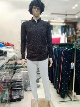 Set of jeans and shirt only at rs 590