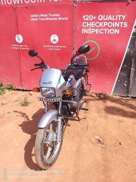 Good Condition Hero Splendor Plus with Warranty |  6924 Bangalore