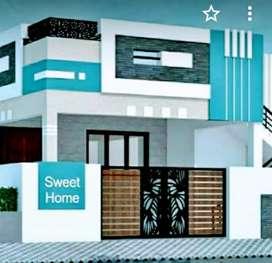 New own dream house