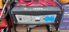 New 3000 W excellent Generator for sale