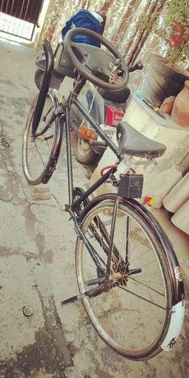 Electronic bicycle