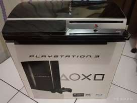 PS3 Fat 298 GB HDD game console