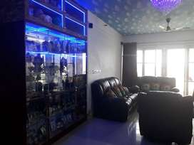 3BHK FULLY FURNISHED FLAT FOR IMMEDIATE SALE