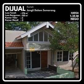 Rumah Jangli Dalam Candisari Semarang Atas