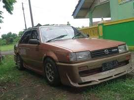 Mazda 323 1986 body kit