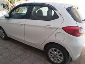One handed drive Tata tiago automatic
