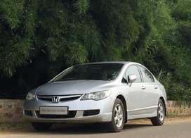 Honda Civic 1.8V Manual, 2007, Petrol