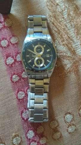 Wrist watch..