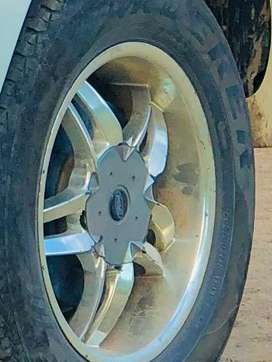 Tractor Alloy  wheel 18 inch