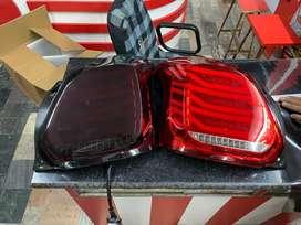 Swift 2018 led tail lights Benz style matrix edition