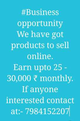 Earn upto 25000 to 30000