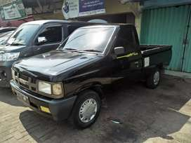 Isuzu Panther pick up ac ps tahun 2009 Turbo istimewa