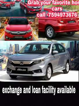 Honda cars available nearst you