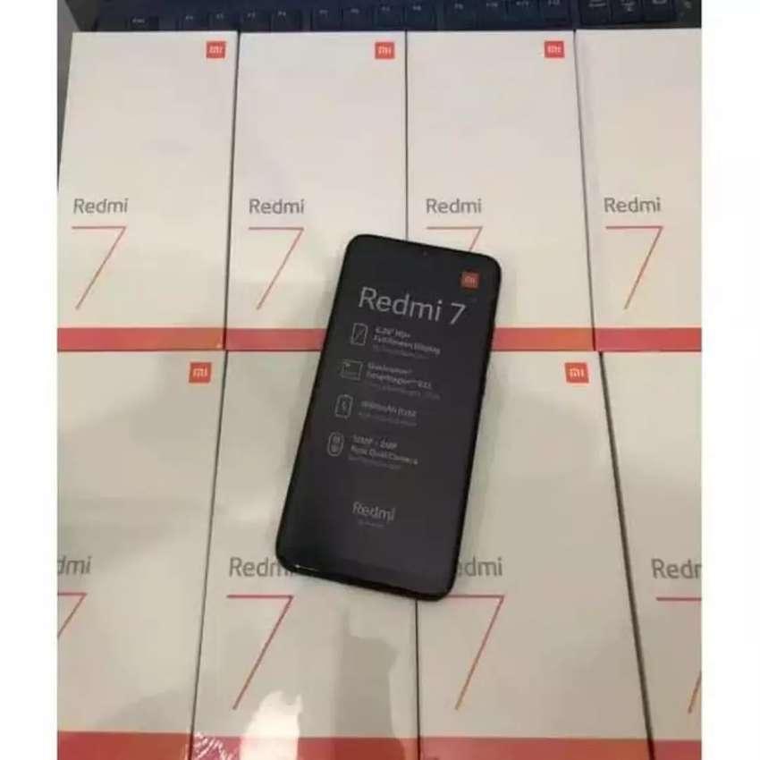 Xiaomi Redmi 7 new // Ram 3/32gn Ready stok bos. 0