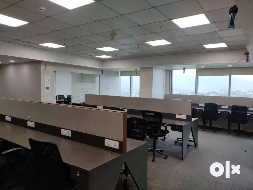 Furnished office space available for Rent in Rupa Solitaire