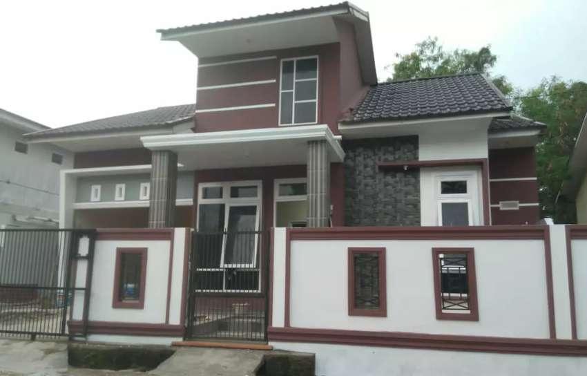 Rumah TENGAH Kota Pekanbaru